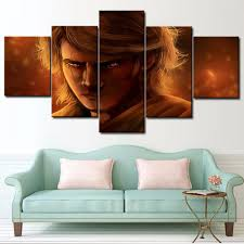 wall canvas art one piece reviews online shopping wall canvas hd print many styles 5 pieces one set figure bedroom painting wall art home decoration canvas paintings for living room frame