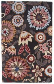 Contemporary Modern Area Rugs Beautiful Wool Area Rug Contemporary Modern Floral Tufted
