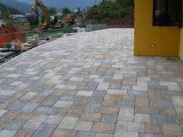 Outdoor Flooring Ideas Cement Outdoor Floor Tiles With Effect Borgo Sabbia Garage