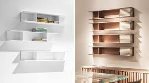 arredo librerie libreria modulare pensile a muro light sololibrerie vendita
