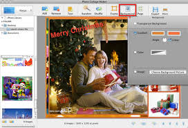 how to make christmas cards on mac with photo collage maker