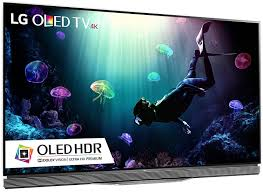 Picture Of Tv Amazon Com Lg Electronics Oled65e6p Flat 65 Inch 4k Ultra Hd