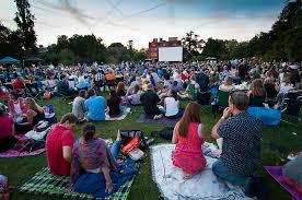 Botanical Gardens Open Air Cinema Botanics Are Hosting An Outdoor Cinema Season In September