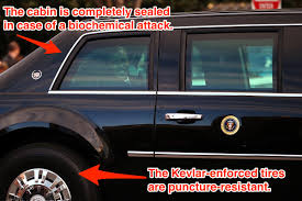 the beast president u0027s limo business insider