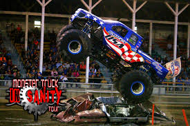 monster truck insanity eastern idaho fair