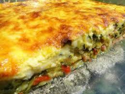 cuisine samira gratin gratin de courgettes à la ricotta à ma façon par les recettes de mimi