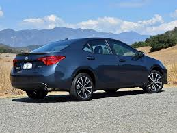 how many per gallon does a toyota corolla get 2017 toyota corolla review gearopen