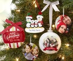 personalized ornaments personalization mall in custom