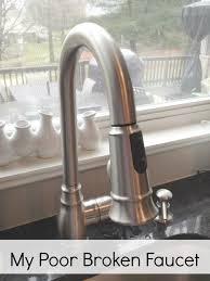 hands free kitchen faucet moen best faucets decoration
