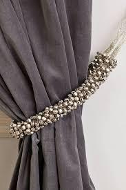die besten ideen zu diy curtain holdbacks and tiebacks auf tie