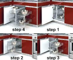 under cabinet storage kitchen kitchen corner solution corner cabinet organizer kitchen corner