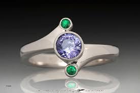 14k palladium white gold engagement ring beautiful engagement rings 1 carat center