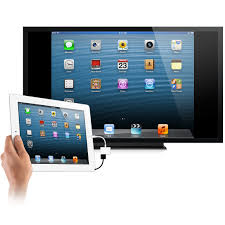 apple lightning digital hdmi av adapter for iphone and ipad with charging