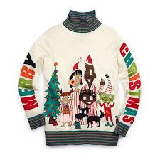 whoopi goldberg u0027s ugly christmas sweaters with lord u0026 vogue