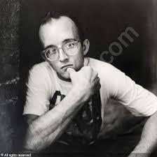 BONAN Philippe,Portrait de KEITH HARING,Giafferi,Paris - bonan-philippe-1968-france-portrait-de-keith-haring-2571535