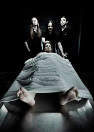 surgical steel band carcass unveil cover artwork for surgical steel album dead