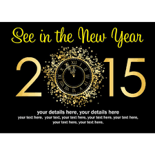 invitation card new year party image collections invitation