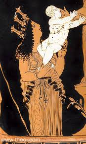 The Creator God Of Light Primordial Gods U0026 Goddesses Theoi Greek Mythology