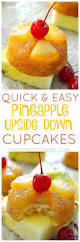 quick u0026 easy pineapple upside down cupcakes the domestic rebel
