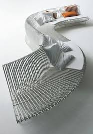 Modern Furniture Outdoor by Best 25 Contemporary Outdoor Furniture Ideas On Pinterest
