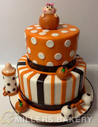 birthday cakes for halloween fall themed baby shower ideas and you should see the cakes ugh