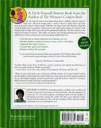 woman u0027s retreat book a guide to restoring rediscovering and