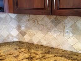 Backsplash Installation In Tampa Florida Westchase X Medium - Noce travertine tile backsplash