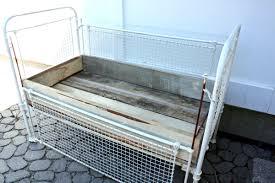 antique crib makes charming herb garden u2026