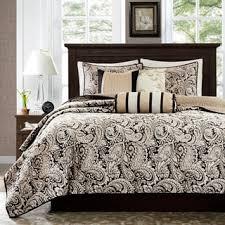 madison park wellington black 12 piece complete bed set free