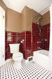 bathroom chic red bathrooms decorating ideas bathroom cabinet