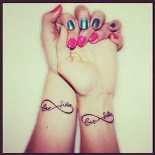 matching sister tattoos beautiful hand picture images photos