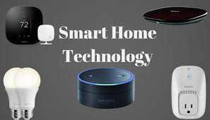 smart items for home smart hometechnology png