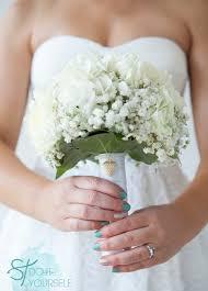 diy wedding bouquet diy wedding bouquet charm bracelets something turquoise