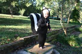 Skunk Halloween Costumes Toddler Halloween Costume Girls Blog