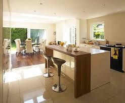 kitchen island breakfast bar height kitchen design