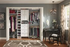 Home Depot Closet Organizers Decorating Pretty White Lowes Closet Systems With Drawers And