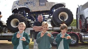 monster truck show brisbane monster truck show in danger of being cancelled the north west star