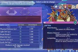 Rare How To Make Video How To Farm Core Crystals In Xenoblade Chronicles 2