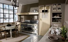 shabby chic kitchen with different touch the new way home decor