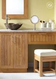 Bathroom Vanities With Vessel Sinks by Bathroom Vanity With Makeup Area 60