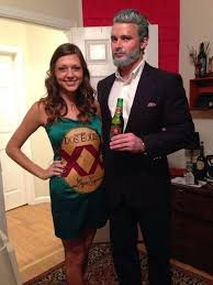 Halloween Costume Cereal Killer Funny Couples Halloween Costumes