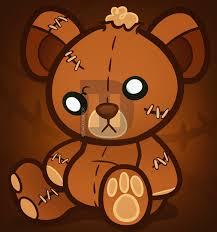 how to draw a stitched teddy bear teddy bear tattoo step by step