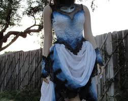 Extra Small Halloween Costumes Bustle Wedding Gown Etsy