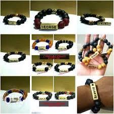 bracelet name beads images Name bead bracelets for sale ghana jpg