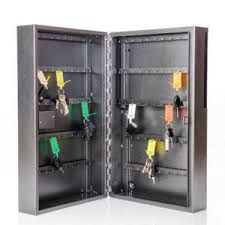 security key cabinets and lockable security key safes for