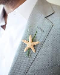 boutineer cost diy starfish boutonnière better half weddings