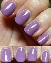 paillette a little nail polish journal dusty purple layering
