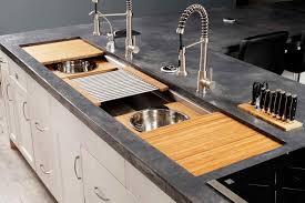 C Kitchen Sink Modern Kitchen Kitchen Countertop Dp Inspirational One