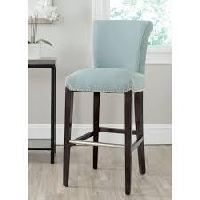 cushioned bar stool impressing bar stools fresh teal blue duluthhomeloan