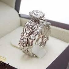 ebay rings wedding images Floral diamond engagement ring diamond from ayala jewelry on ebay jpg